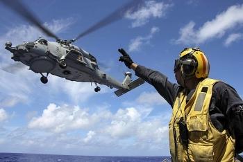 Tàu chiến Mỹ tập trận cùng nhiều nước tại Tây Thái Bình Dương
