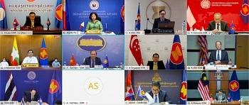 Mỹ ủng hộ ASEAN đóng vai trò trung tâm trong cấu trúc khu vực