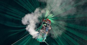 Khoảnh khắc chài lưới ở Việt Nam nằm trong top ảnh đẹp của giải ảnh quốc tế