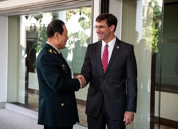 """Mỹ lo ngại về các hoạt động """"gây mất ổn định"""" của Trung Quốc ở Biển Đông  và khu vực gần Đài Loan"""