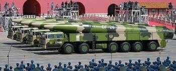 Thử tên lửa đạn đạo, Trung Quốc cố thể hiện khả năng kiểm soát toàn bộ Biển Đông
