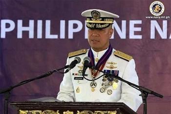 """Phó đô đốc hải quân Philippines cáo buộc Bắc Kinh có hành động """"khiêu khích"""" ở Biển Đông"""