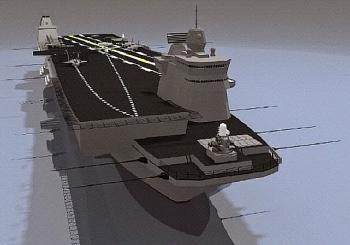 Nâng cao năng lực phòng thủ trên biển, Hàn Quốc đóng tàu sân bay, mua máy bay chiến đấu