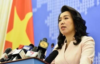 Bộ Ngoại giao lên tiếng về việc ngư dân Việt Nam bị Malaysia bắn chết trên biển