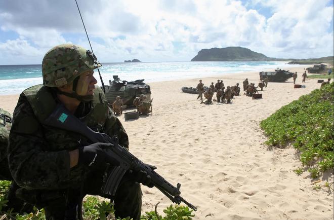 Khai mạc tập trận quân sự lớn nhất toàn cầu ở Thái Bình Dương