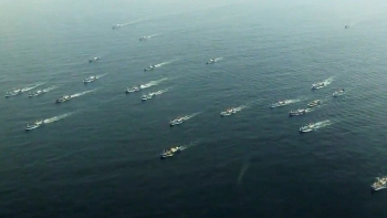 Tàu cá Trung Quốc hoạt động trái phép ở Trường Sa, Hoàng Sa của Việt Nam