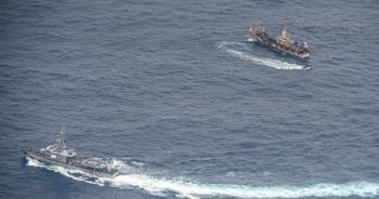 Mưu đồ của Trung Quốc đằng sau tàu cá trá hình