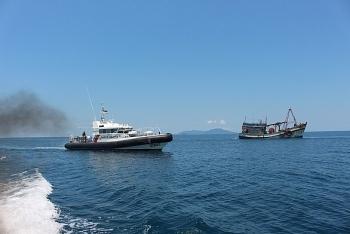 Việt Nam trao công hàm, yêu cầu Malaysia xử nghiêm vụ bắn chết ngư dân