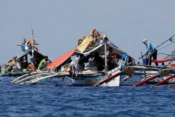 Philippines gửi công hàm phản đối Trung Quốc tịch thu thiết bị đánh cá ở Biển Đông