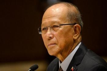 """Philippines: Chủ quyền """"đường lưỡi bò"""" của Trung Quốc nuốt trọn gần hết Biển Đông là """"bịa đặt"""""""