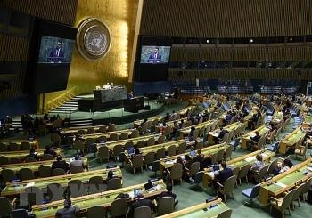 Ứng cử viên Trung Quốc trúng cử ghế thẩm phán Tòa quốc tế về Luật biển