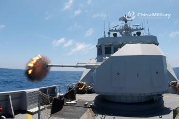 Trung Quốc liên tiếp tập trận gây căng thẳng trên Biển Đông