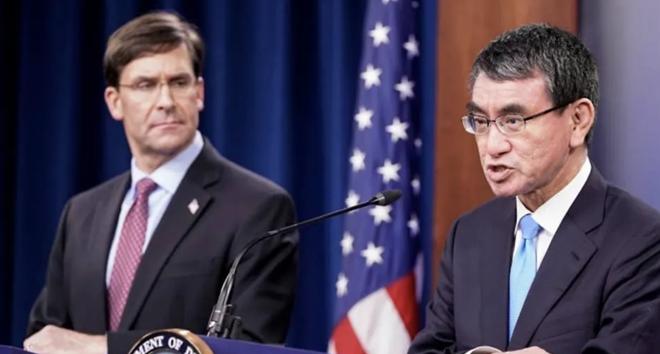 Nhật, Mỹ kiên quyết phản đối hoạt động gây bất ổn của Trung Quốc ở Biển Đông