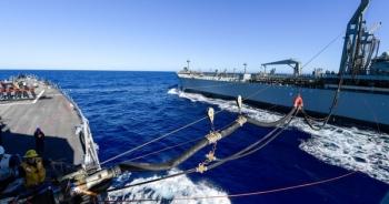 Mãn nhãn với cuộc tập trận hoành tráng của Hải quân Mỹ ở Vành đai Thái Bình Dương