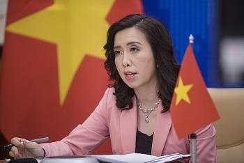 Việt Nam yêu cầu Trung Quốc chấm dứt và không xâm phạm chủ quyền ở Hoàng Sa