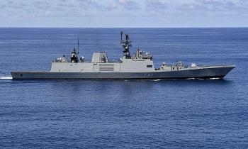 Việt Nam lên tiếng về việc Đức, Ấn điều tàu chiến đến Biển Đông