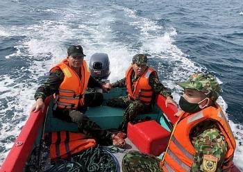 Quảng Nam: Huy động lực lượng tìm kiếm ngư dân mất tích trên biển