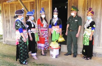 Nâng cao nhận thức pháp luật của người dân biên giới Nghệ An