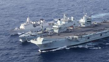Trung Quốc chuẩn bị tập trận 4 ngày ở Biển Đông