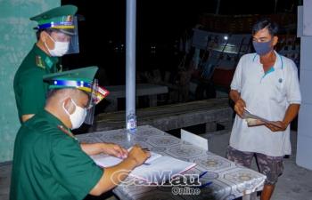Cà Mau: Kiểm soát chặt biên giới biển