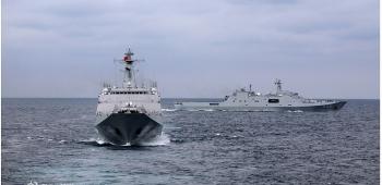 Trung Quốc bắt đầu tập trận một tuần ở vịnh Bắc Bộ