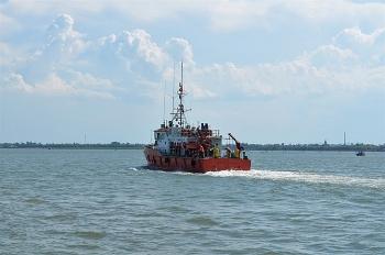 Khẩn trương tìm kiếm một thuyền viên mất tích trên biển