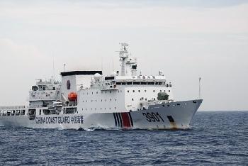 """Mỹ """"lật tẩy"""" chiêu trò Trung Quốc quấy phá Biển Đông"""