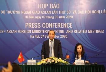 ASEAN, Trung Quốc sẽ bàn việc sớm nối lại đàm phán COC