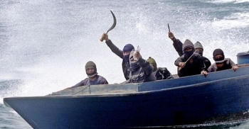 Cướp biển và tội phạm trên biển châu Á tăng kỷ lục