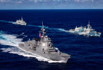 Nguy cơ xung đột vũ trang Mỹ - Trung trên Biển Đông