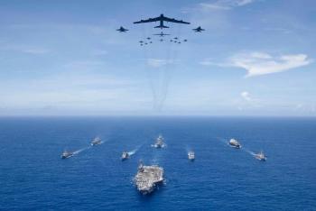 Mỹ sắp tập trận rầm rộ ở đảo Guam