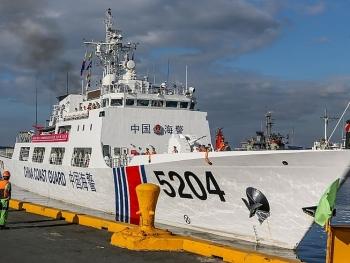 Yêu cầu Trung Quốc làm rõ việc tàu hải cảnh ngang nhiên xâm phạm biển Indonesia
