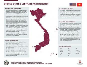 Bộ Ngoại giao phản hồi ĐSQ Mỹ thay hình ảnh bản đồ Việt Nam không có Hoàng Sa, Trường Sa
