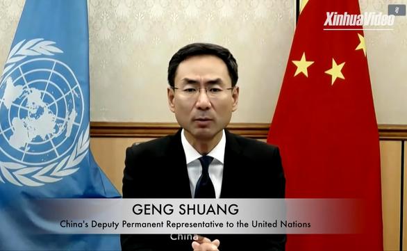 """Anh, Pháp, Đức gửi công hàm Biển Đông: Trung Quốc tố có """"động cơ bí mật"""""""