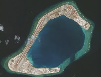 Trung Quốc dọa bắn hạ chiến đấu cơ Mỹ nếu gây tổn hại cho việc chiếm đóng đảo Hoàng Sa