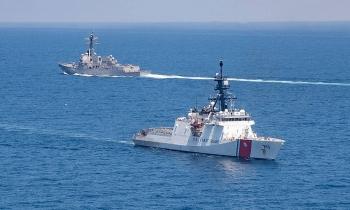 Tướng Mỹ: Luật hàng hải Trung Quốc nguy cơ gây bất ổn trên Biển Đông