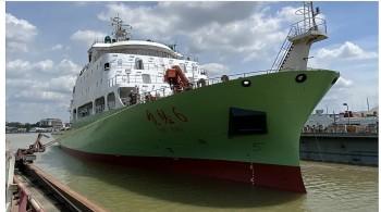Tàu khảo sát mới của Trung Quốc bắt đầu hoạt động ở Biển Đông