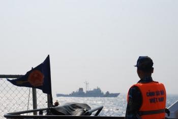 Cảnh sát biển Việt Nam: Hiệu quả thực thi pháp luật trên biển