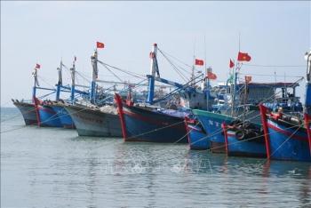 Cuối năm 2021 chấm dứt tình trạng vi phạm khai thác hải sản ở vùng biển nước ngoài