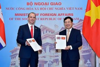 Việt Nam và Anh khẳng định UNCLOS 1982 là khung pháp lý cho mọi hoạt động trên biển