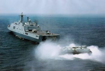Tư lệnh hải quân Thái Lan muốn giúp Trung Quốc răn đe ở Biển Đông?