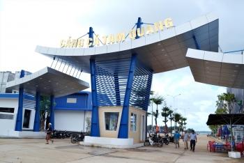 Quảng Nam: Cảng cá Tam Quang đảm bảo an toàn cho tàu thuyền vào tránh bão