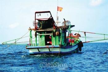 Quản lý tàu cá song hành kiểm tra và vận động
