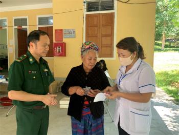 Chung sức chăm lo đời sống nhân dân ở khu vực biên giới