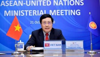 Việt Nam tái khẳng định lập trường của ASEAN về Biển Đông