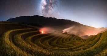 Mù Cang Chải: Nơi ngắm dải ngân hà đẹp nhất Việt Nam