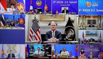 Asean hoan nghênh Mỹ đóng góp tích cực ở Biển Đông