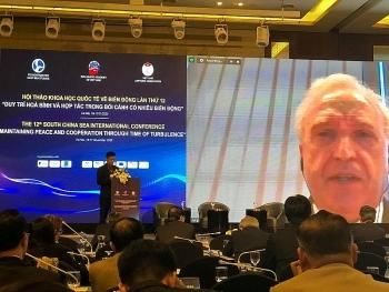 EU ủng hộ sớm hoàn tất COC ở Biển Đông