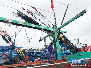 """Quảng Ngãi: Ngư dân gặp khó khăn khi bảo hiểm ngừng bán cho """"tàu 67"""""""