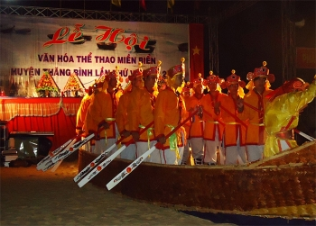 Độc đáo làn điệu hò bả trạo của người dân vùng biển Quảng Nam